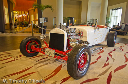 Hard Rock Punta Cana Sammy Hagar Car