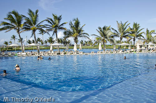 Hard Rock Punta Cana swimming pool