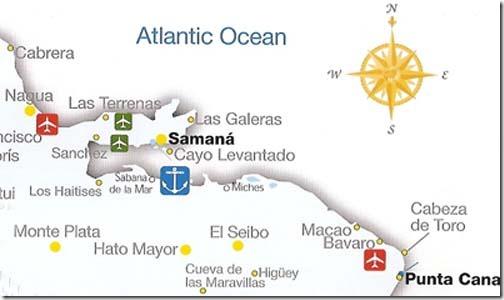 Port of Samana  Samana Cruise Port Information Dominican Republic