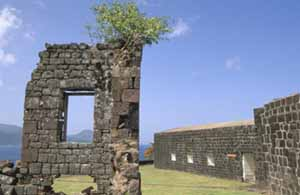 Fort Shirley, Dominica