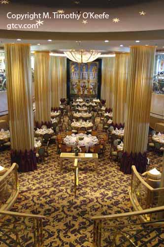 Royal Caribbean Brilliance Of The Seas Photos Pictures Mistral Dining Room1