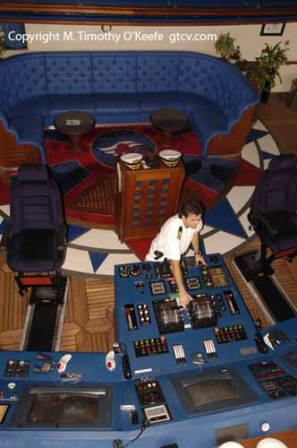 Disney Cruise Lines Disney Wonder Cruise Ship Photographs Pictures copyright M. Timothy O'Keefe www.guidetocaribbeanvacations.com